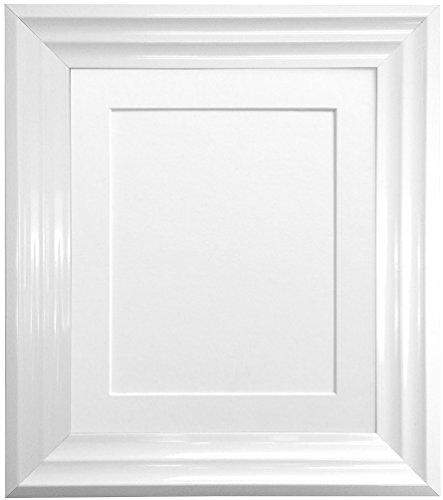FRAMES BY POST Cornice, Supporto Bianco, A4 Misura Foto 23 cm x 15 cm