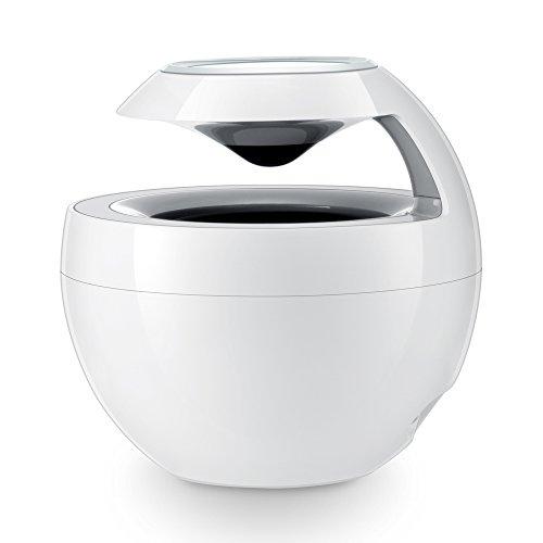 Original tragbare Mini Huawei Bluetooth Lautsprecher AM08 Stereolautsprecher-Touch-Lautsprecher mit Mikrofon Weiß - 2