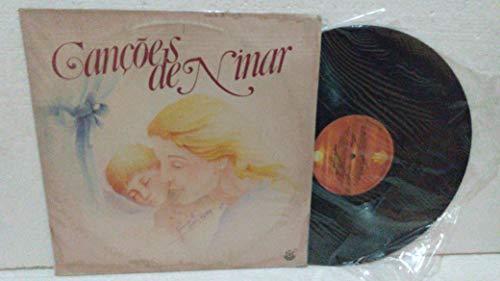 Lp canções de Ninar - DISCO DE VINIL
