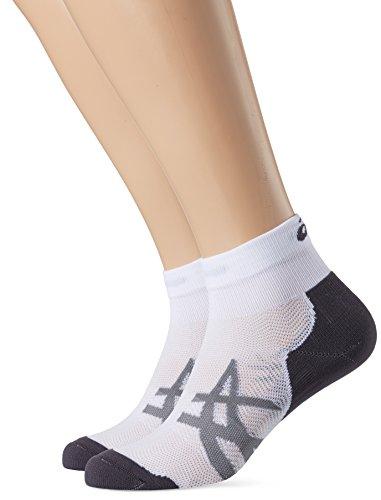 ASICS Herren 2PPK Cushioning Socken, Real White, 47-49