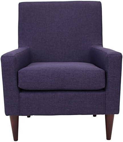 Best Parker Lane uch jit5 Emma Arm Chair, Eggplant