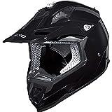 Nexo Casco de motocross Casco de enduro MX-Line casco cruzado II, Unisex, Cross/Offroad, Todo el año, Termoplástico