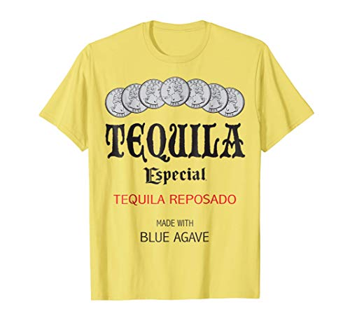 Tequila Lime Salt Halloween Costume T Shirt Group Matching