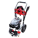 RocwooD Petrol Pressure Washer 2700PSI 173cc Jet High Power Plus Free Oil & Kit