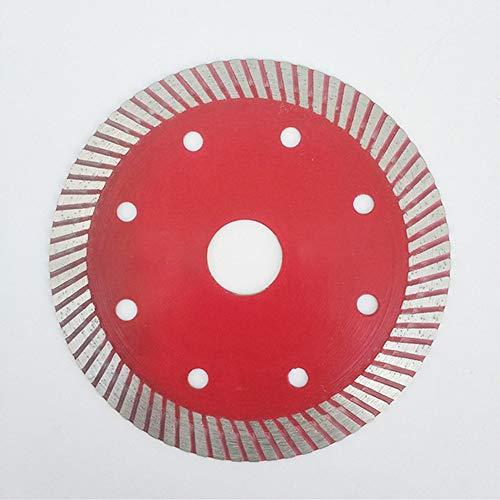 ZLININ Piedra de cerámica de cristal de diamante corte de la lámina azulejos herramienta 4', 105 mm de sierra de diamante Blade2020 Nuevas