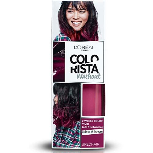 L Oréal Paris Colorista Coloración Temporal Colorista Washout - Red Hair