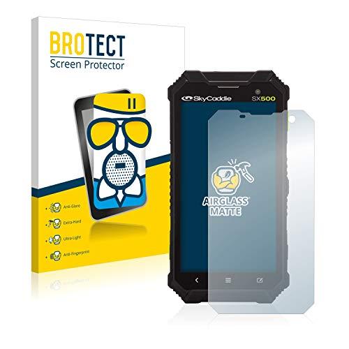 SkyCaddie SX500 TrueVue Anti-Glare GPS Screen Protector Lexerd