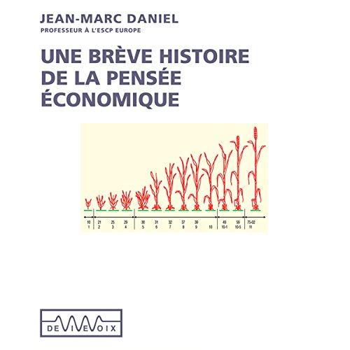 Une brève histoire de la pensée économique cover art