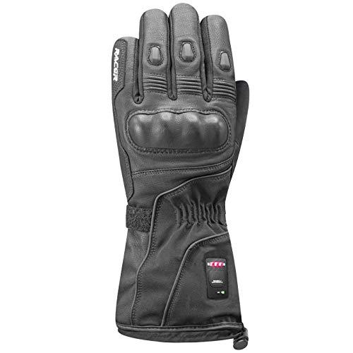 RACER HEAT 4 verwarmde handschoenen voor heren, maat Winter XX-Large zwart