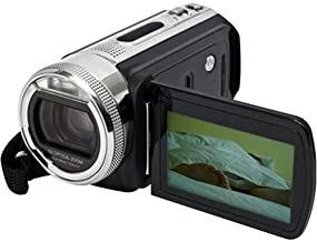 POLAROID DVC-00725F 720P HD Camcorder with 2.7-inch LCD (Discontinued by Manufacturer)