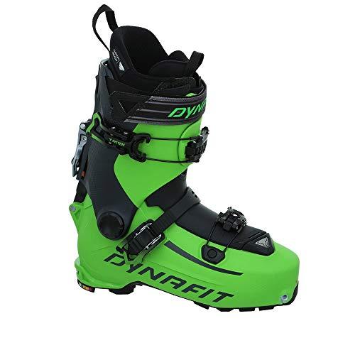 Dynafit HOJI PU Ski Boot, Green Machine/Asphalt, 27.5, 08-0000061906-5330-27,5