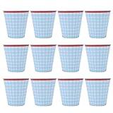 Voluxe Taza de Agua, Taza de té de cerámica de imitación para Cocina para Fiesta