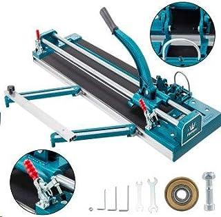 VEVOR Cortadora de Azulejos 35-1000 mm Cortador de Azulejos Manual Cortadora de Cerámica con Soporte Máquina para Cortar Azulejos con Láser