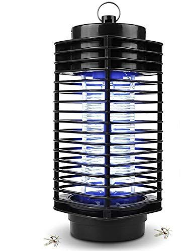maxineer Lampe Anti-moustiques UV Moustique Électrique Moustiques Mouches Piège Mosquito Killer Raquette Anti Moustique Electrique Efficace Portée 40m², Non Toxique