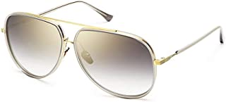 Dita Condor Two 21010-B-GRY-GLD-62 Sunglasses