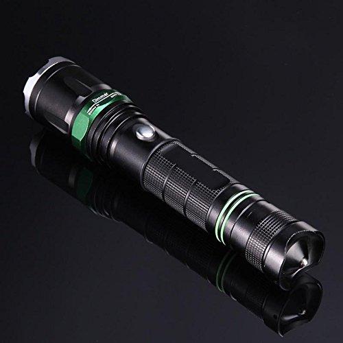 Jia & HE S9 Lampes de poche LED rechargeable King de longue portée mise au point Ride Home équipement d'extérieur
