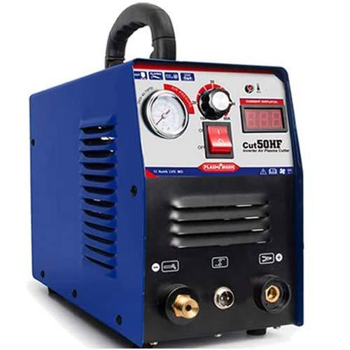 プラズマ切断機(DARREN) プラズマ カッター 電動 切断 カット インバーター 直流 アルミ ステンレス 鋼 エーアカット コンパクト 軽量 (CUT50 100/200V)