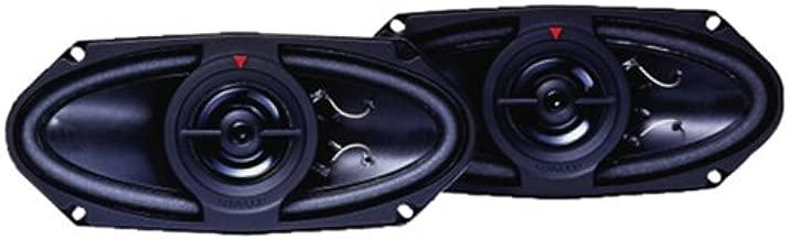 Kenwood KFC-415C 160-Watt 4-Inch x 10-Inch Two-Way Speaker System