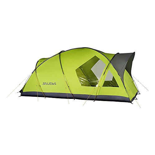 SALEWA ALPINE LODGE V TENT Zelt, Cactus/Grey, UNI