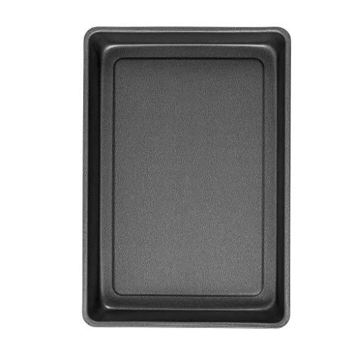 "G & S Metal Products Company PB64 ProBake Teflon Xtra Nonstick Bake and Roasting Pan, 15.5"" x 10.5"", Charcoal,Large"