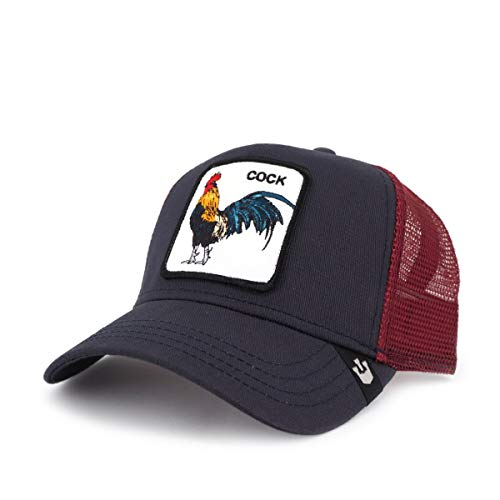 Goorin Bros., Gorra de Beisbol Blue Cock GOB_101-0243-BLK - One Size