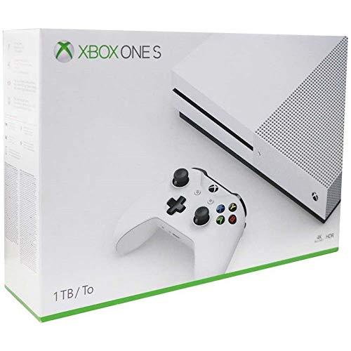 Console Xbox One S Branco 1TB