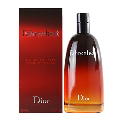 Christian Dior Fahrenheit Spray para Hombre, 6.8 Oz/200 ml