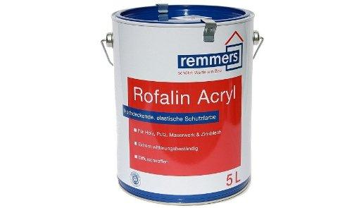 Remmers Rofalin Acryl weiss 5l