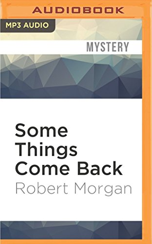 Some Things Come Back (Teddy London Supernatural Detective)