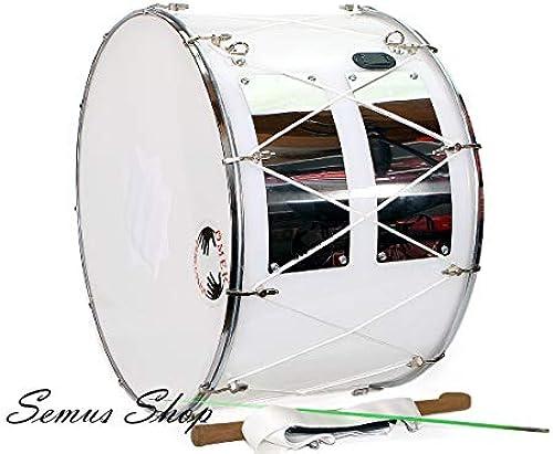 Davul Orientalische PLEXI Profi 52 cm Schlagzeug Handmade mit LED (18)