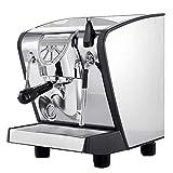 Nuova Simonelli Musica Stainless Steel Pour Over Espresso Machine w/ Black Lining