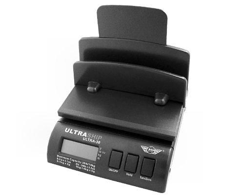 My Weigh Ultraship 75 34Kg Postal Postage Scales (Black or Silver)