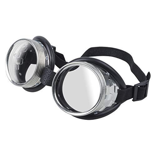 wolfcraft 4908000 Schraubringbrille - mit verstellbarem Gummiband