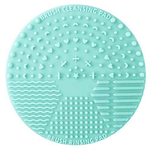 MAFLY Silicone Makeup Brush Cleaning Mat