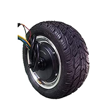 GZFTM 11 inch Hub Motor 48V 1000W 1500W 4.0/10.0-6.5 Tyre Gearless Motor High Speed Motorcycle Engine Brushless Bicicleta?  1500W48V
