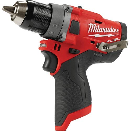 M12 FUEL 1/2' Drill Driver, No Charger, No Battery, Bare Tool Only