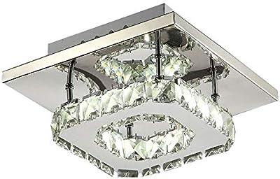 Amazon.com: Lámpara de techo integrada, lámpara de techo ...