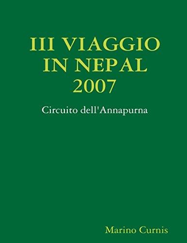III Viaggio in Nepal 2007: Circuito dell'Annapurna