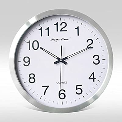 GRTEW CCYYJJ 16 Inches Thou Hao-Grande Clock Clock Mute Clocks Room Mode of Stay