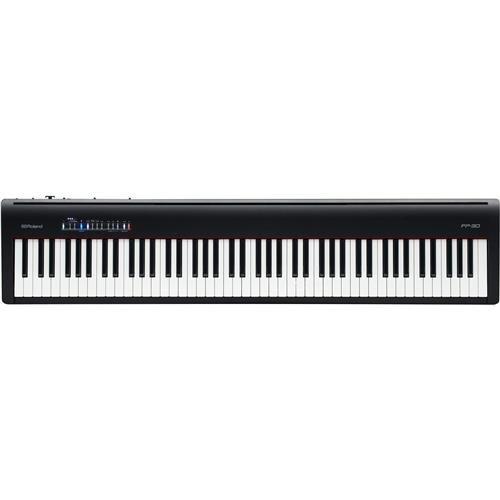 Roland FP-30 88-key Digital Piano Black