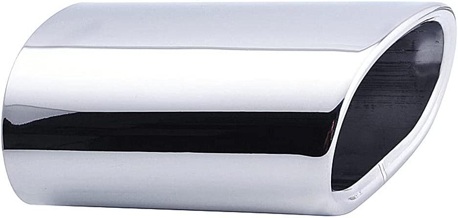 NFRADFM Exhaust Tail Pipe Stainless Max 48% OFF Directly managed store Car High Steel