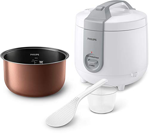 Philips Olla de arroz, Color blanco