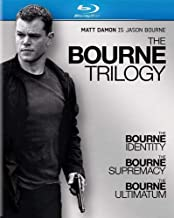 Bourne Trilogy (3 Blu-Ray) [Edizione: Stati Uniti] [USA] [Blu-ray]