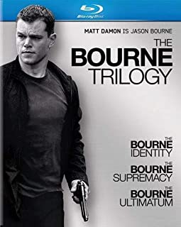 Bourne Trilogy [Blu-ray] [US Import] (B003H6KRIE) | Amazon price tracker / tracking, Amazon price history charts, Amazon price watches, Amazon price drop alerts