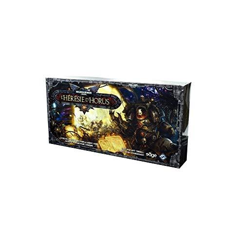 Fantasy Flight Games-Warhammer La herejía de Horus-español. (EDGGW02)