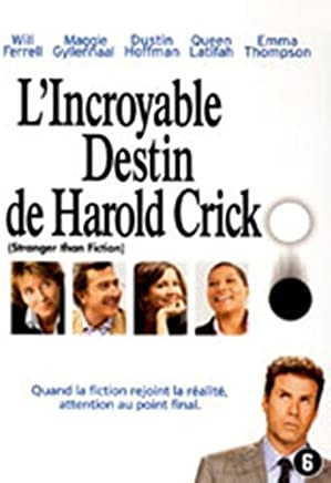 L'incroyable destin D'Harold Crick [Import belge]