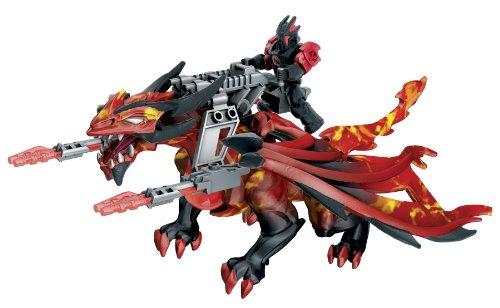 Mega Bloks Dragon Blaze Jinryu
