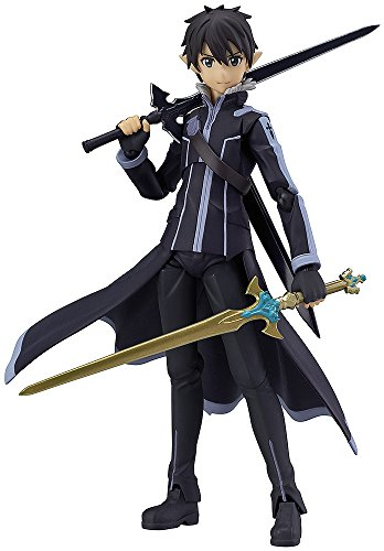 Max Factory Sword Art II Kirito Alfheim-Online-Version Figma Action Figure
