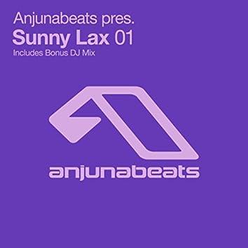 Anjunabeats pres. Sunny Lax 01 (iTunes)