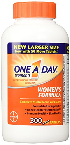 BayerFórmula completo multivitamínico 300 comprimidos de la mujer de uno...